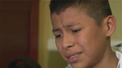 """""""Sentía miedo de perderme"""": uno de los niños indocumentados liberados en California relata su drama"""