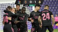 Real Madrid se pone a tres puntos de alcanzar al líder Atlético