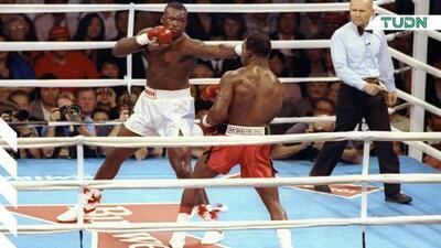 Peleador que quitó título e invicto a Mike Tyson emprende misión