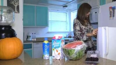 Mujer asegura que se curó del cáncer al cambiar sus hábitos alimenticios y consumir productos orgánicos