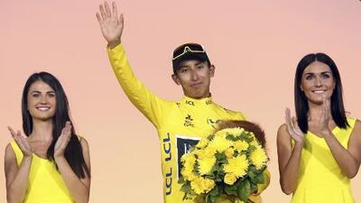 Por primera vez en la historia, un latinoamericano gana el Tour de Francia