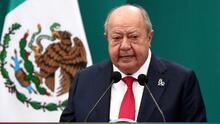 """""""El presidente [AMLO] dice que la permanencia era inmoral"""": Lo que se sabe de la salida de PEMEX del exlíder sindical"""