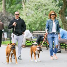 ¡Jennifer Lopez y Casper Smart salen en una cita doble!