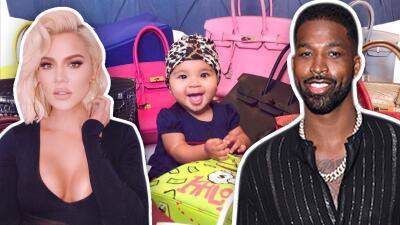 "A pesar de las infidelidades, Khloé Kardashian defiende públicamente al ""buen padre"" Tristan Thompson"