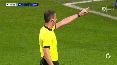 ¡GOOOL! Gabriel Jesus anota para Manchester City