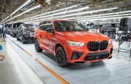 BMW llega a los 5 millones de vehículos fabricados en su planta de EEUU