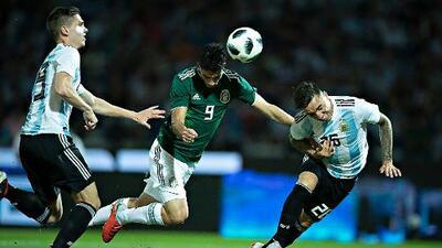 El Tri no tiene gol: Si no es Chicharito, ¿quién va a ser?