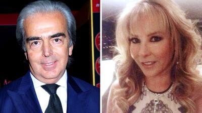 Viudo de Edith González se niega a desmentir rumores con una mujer que ha sido su apoyo tras muerte de la actriz
