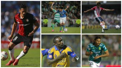 Los movimientos más destacados del Draft de la Liga MX