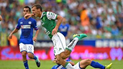 Querétaro logró la cesión del argentino Diego Novaretti
