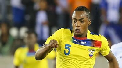 Revelan detalles por los que Rento Ibarra dejó la selección de Ecuador