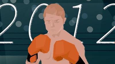 Muy pocos le apostaban al 'Canelo' Álvarez cinco años atrás, hoy está en la cima del boxeo