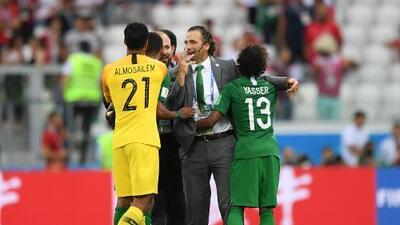 Pizzi continuará con Arabia Saudita hasta la Copa Asiática