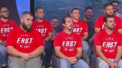 Sobrevivientes del accidente de 'rafting' en Costa Rica relatan lo que ocurrió ese fatídico día