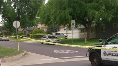Policía de West Covina investiga un tiroteo durante una fiesta que dejó a un adolescente muerto y a otros tres heridos