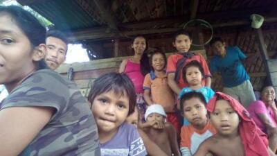Los venezolanos también huyen por la selvática frontera hacia Guyana, un país que siempre ignoraron