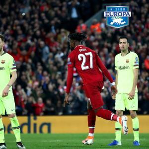 Revelan soberbia en el Barcelona previo a su eliminación en Anfield