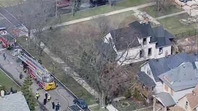 Incendio al oeste de Chicago deja dos muertos y dos heridos