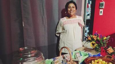 El éxito de las recetas de la chef inmigrante Cristina Martínez en su restaurante y en redes sociales