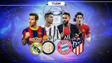 Los aperitivos más exquisitos de la Champions League