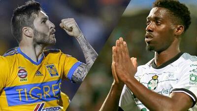 Gignac vs. Djaniny Tavares, el 'Rey' de las Liguillas contra el máximo goleador del Clausura 2018