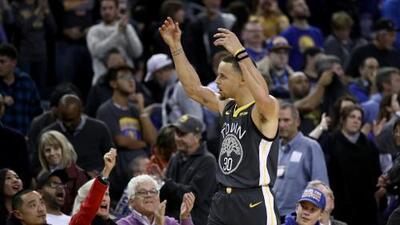 Stephen Curry enciende las alarmas antes de los Playoffs