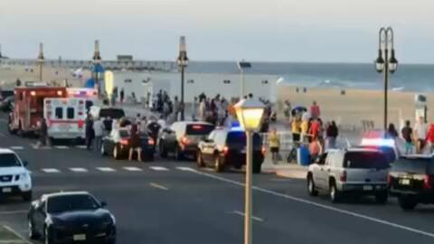 'Nueva York en un Minuto': investigan la muerte de una niña cuyo cuerpo recuperó la guardia costera en Belmar