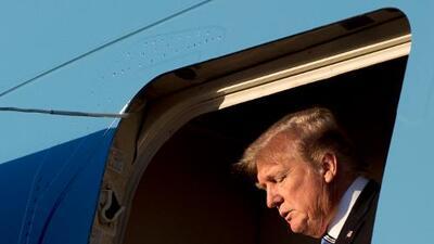 La cambiante posición de Trump sobre el 'Rusiagate', en tres tuits