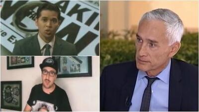 Con partes editadas y un youtuber: así mostró el régimen de Venezuela la entrevista de Jorge Ramos a Nicolás Maduro