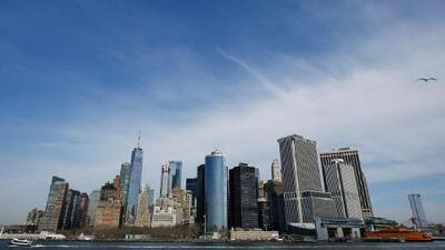 A Nueva York le espera una mañana de martes con probabilidad de lluvias ligeras y cielos nublados