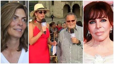 Lili y Raúl no creen que Verónica Castro se retirara por ganar publicidad como lo afirma Montserrat Oliver