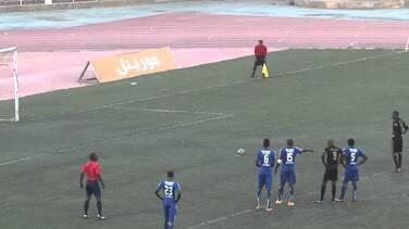 En Mauritania se jugó el último partido del año 2019