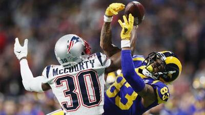 Patriots recontratan a uno de sus héroes del Super Bowl LIII