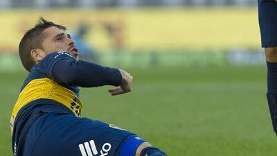 Fernando Gago será baja entre 5 y 6 meses con Boca Juniors y Argentina