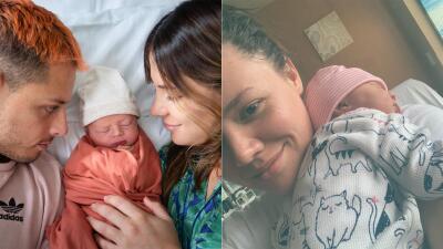 EN FOTOS: Famosos que se han convertido en madres y padres en el 2019