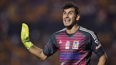Nahuel Guzmán está listo para el juego de Campeón de Campeones entre Tigres y América