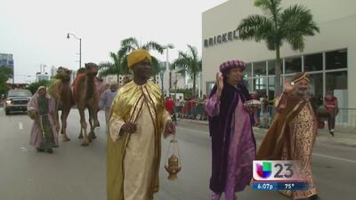 La gran parada de los Reyes Magos
