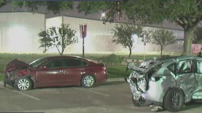 Un muerto y varios heridos deja un accidente de tránsito en Houston