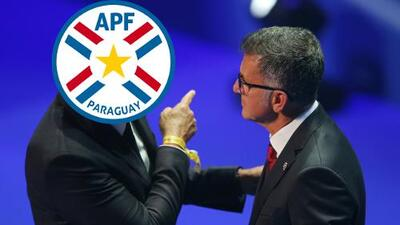 En Colombia afirman que Osorio trabaja gratis en Paraguay para renunciar