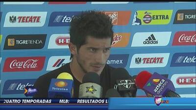 Damian Álvarez: 'De ganar ante el América ganaríamos muchas cosas'