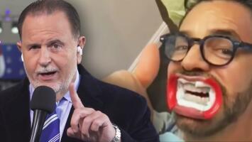 Raúl acepta el triunfo de Eugenio Derbez en premios Emmy y revela cuál de nuestros reporteros no quedó contento