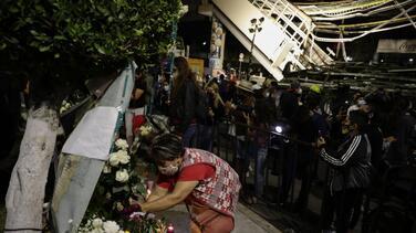 Aumenta a 26 el número de muertos por el accidente del metro de la Ciudad de México