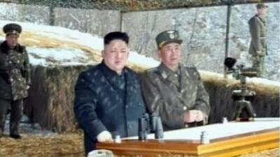 Corea del Norte emitió alerta de ataque aéreo y amenazó a EEUU