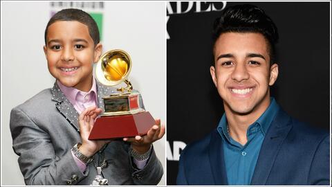 Así está Miguelito, el niño que a los 9 años ganó un Latin GRAMMY
