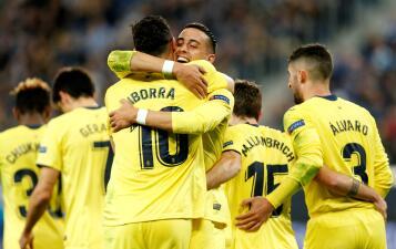 En fotos: Villarreal congeló a Zenit en Rusia y sueña con los Cuartos de Europa League