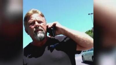 """""""Es un mexicano estúpido"""": la agresión racista que sufrió un conductor de camiones en California"""