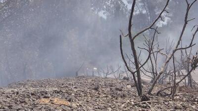 El incendio Sand provoca evacuaciones en el Condado Yolo