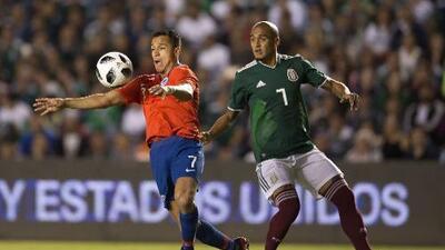 Cómo ver México vs. Chile en vivo amistoso FIFA