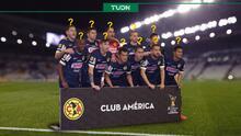 De Arabia al retiro: el destino del América campeón de Concacaf