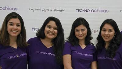 Technolochicas: Los retos de las mujeres latinas en el campo tecnológico